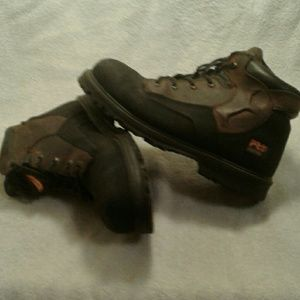 TIMBERLANDS BOOTS FOR MEN SIZE 10